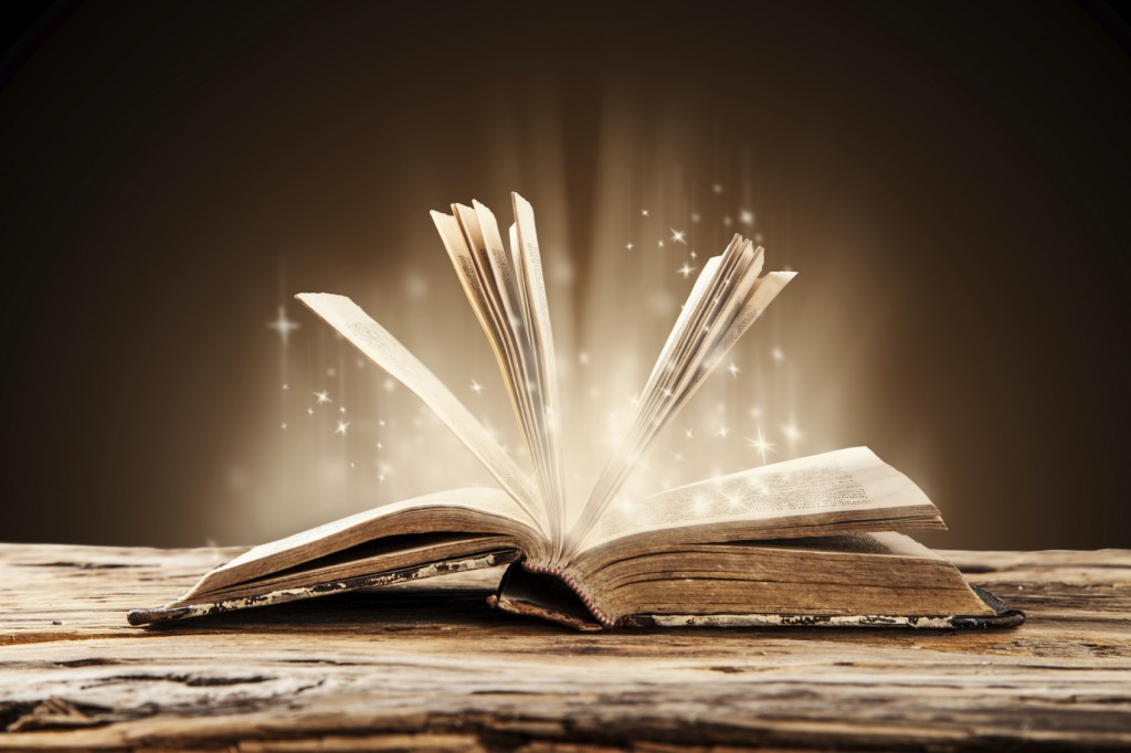 Bibliomancy: The Magic of Books - Tony Hyland Psychic Services