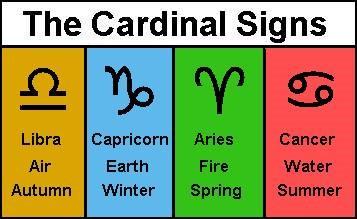 cardinal signs libra