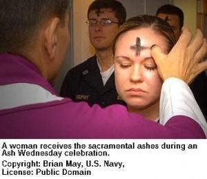 Ash Wednesday1