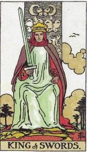 Tarot Cards - the Lesser Arcana, Swords, Part 1 1